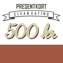 500kr - Clean Eating