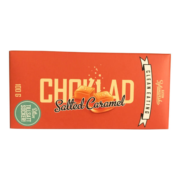 CHOKLAD SALTED CARAMEL 3-PACK