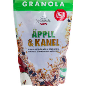 GRANOLA ÄPPLE & KANEL