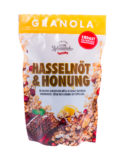 GRANOLA HASSELNÖT & HONUNG