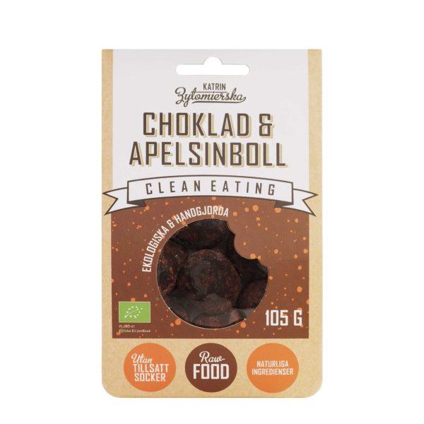 CHOKLAD & APELSINBOLL 3-PACK
