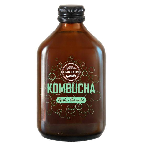 Kombucha-Gurka-Koriander