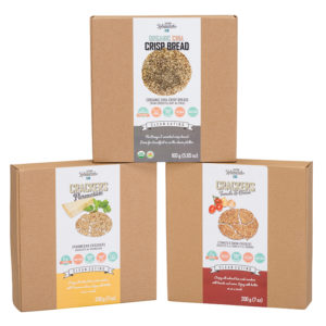 Crackers and Crisp Bread Pack (1)